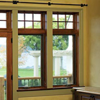 Storm Frame Windows Crank Casement Windows