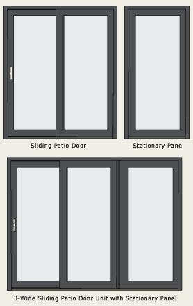 Storm Frame Windows Sliding Doors