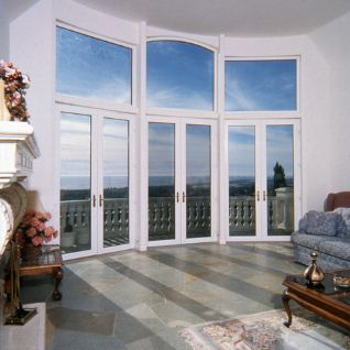 Storm Frame Windows French Doors